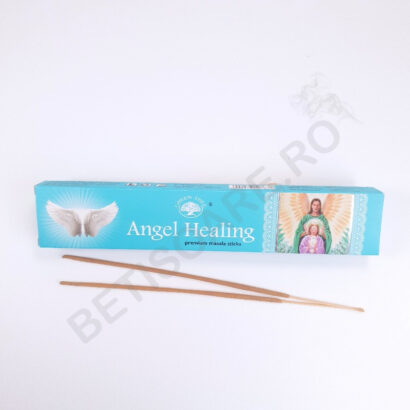 Betisoare parfumate Green Tree Angel Healing fotografie produs