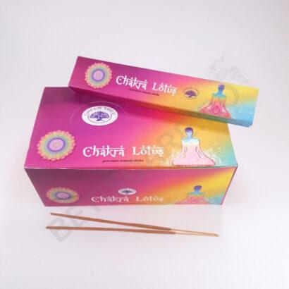 Cutii cu betisoare parfumate Chakra Lotus