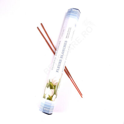 Betisoare parfumate Green Tree White Flowers