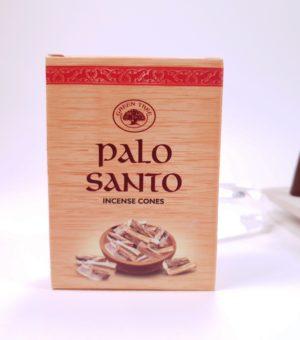 Conuri parfumate Palo Santo, realizate de Green Tree