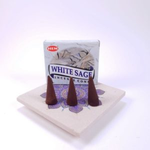 Conuri parfumate White Sage Hem