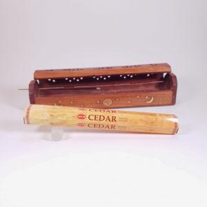 Betisoare parfumate Cedar, HEM