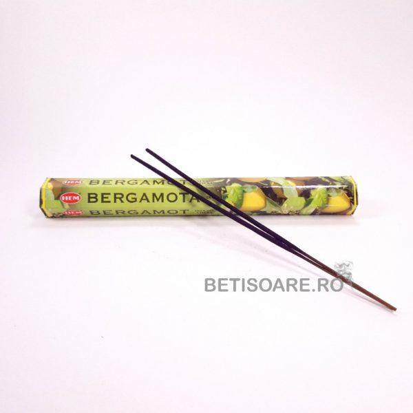 Betisoare parfumate HEM Bergamota