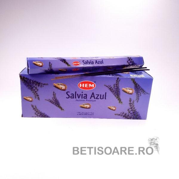 Betisoare parfumate HEM Blue Sage