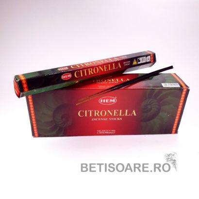 Betisoare parfumate HEM Citronella