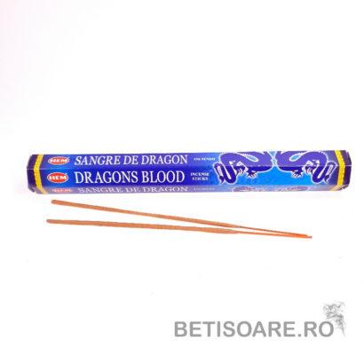 Betisoare parfumate HEM Dragons Blood