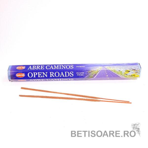 Betisoare parfumate HEM Open Roads Drumuri deschise