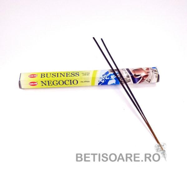 Betisoare parfumate HEM Business Afacere, cutie hexagon