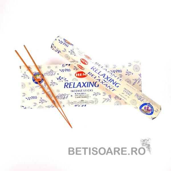 Betisoare parfumate HEM Relaxing White Sage Lavender