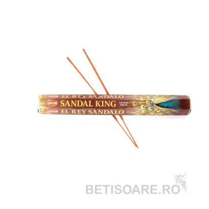 Betisoare parfumate HEM Sandal King