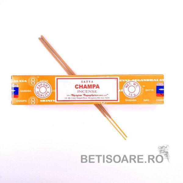 Betisoare parfumate Satya Champa