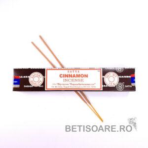 Betisoare parfumate Satya Cinnamon