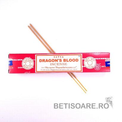 Betisoare parfumate Satya Drgon's Blood