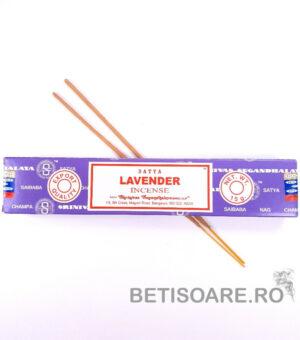 Betisoare parfumate Satya Lavender