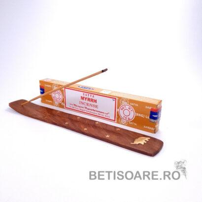 Betisoare parfumate Satya Myrrh