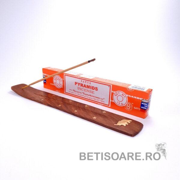Betisoare parfumate Satya Pyramids
