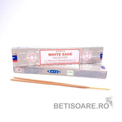 Betisoare parfumate Satya White Sage