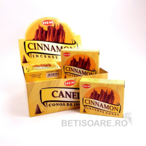 Conuri parfumate HEM Cinnamon