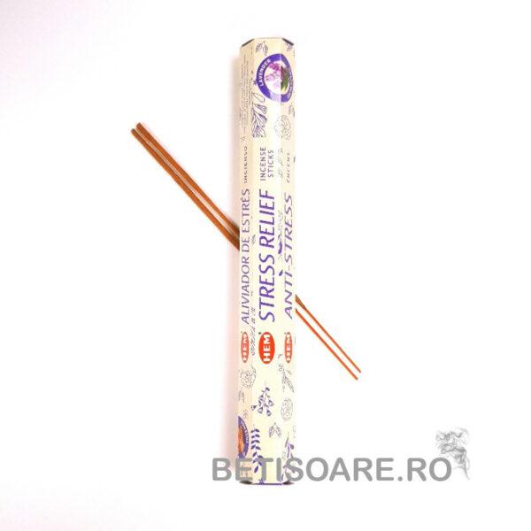 Fotografie cutie cu betisoare parfumate HEM Stress Relief