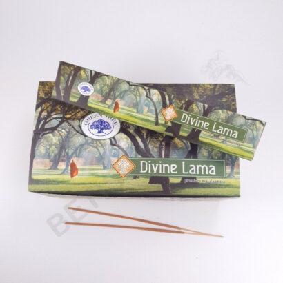 Cutii cu betisoare parfumate Green Tree Divine Lama