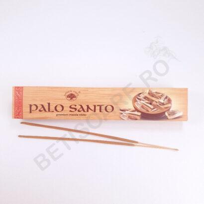 Fotografie cutie cu betisoare parfumate Green Tree cu aroma de palo santo