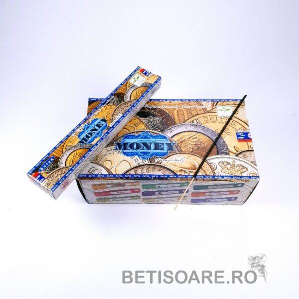 cutie bete de ars pentru bani, abundenta, noroc