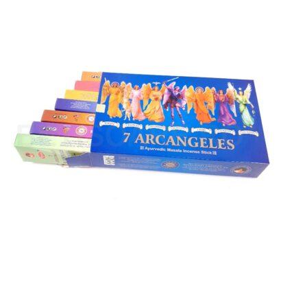 foto set bete parfumate 7 arcangeles