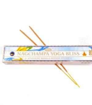 fotografie bete parfumate yoga bliss